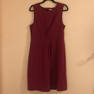 NWT J Crew Factory twist waist dress